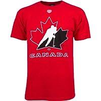 Old Time Hockey Team Canada Biggie Eishockey T-Shirt Rot