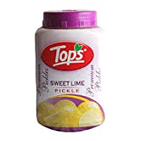 Tops Sweet Lime Pickle, 1 Kg