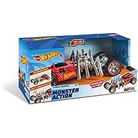 Mondo- Hot Wheels Monster Action Macchina, Multicolore, 51203