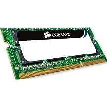Corsair Value Select - Módulo de memoria SODIMM de 512 MB (1 x 512 MB, DDR, 400 MHz, CL3) (VS512SDS400)
