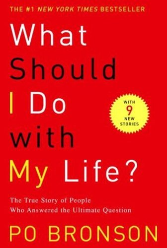 What Should I Do with My Life?: The True Story of People Who Answered the Ultimate Question by Po Bronson (2003-12-30)