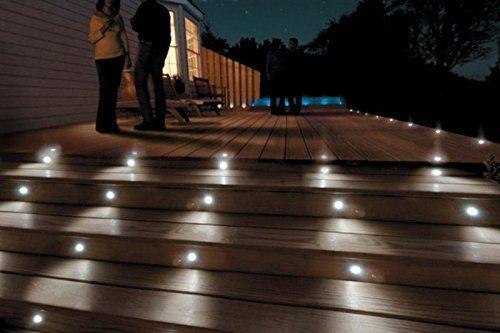 Set da led fvt illuminazione per scale pavimenti esterni w