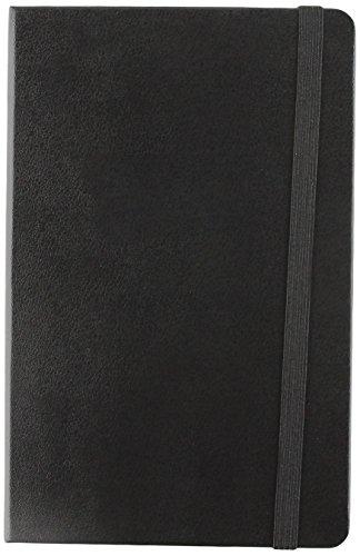 Moleskine 2017 Weekly Planner, Vertical, 12m, Pocket, Black