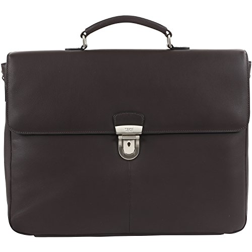 PICARD Hommes Pocket Mallette Snow 8 Caffe 8506 Cafe (Marron)