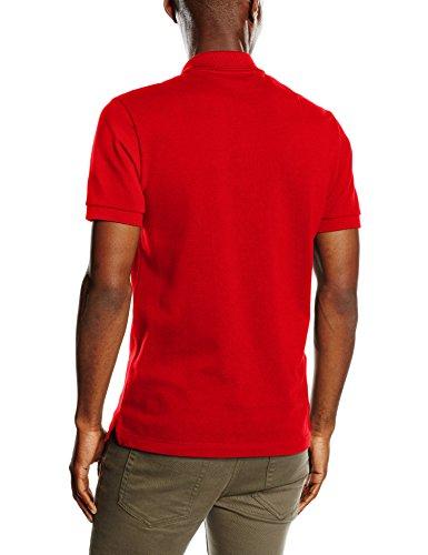 Lacoste Herren Poloshirt Rot (Rouge)