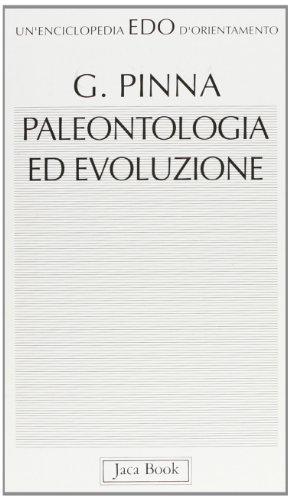 Paleontologia ed evoluzione