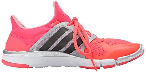 Adidas Performance Adipure 360,3 W Chaussure d'entraînement, noir / gris métallisé / congelé Flash Red/Dark Solid Grey/Silver