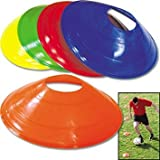 #7: Training Cone Marker for Field agility training and speed coordination with Shoulder 12 pcs