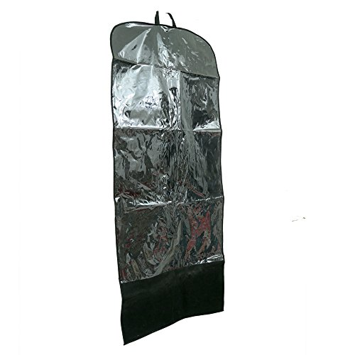 Kuber Industries™ Dust & Moistureproof Folding Travel and Storage Garment Cover Bag...