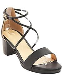MissSaSa Mujer Elegante Moda Sandalias  Zapatos de moda en línea Obtenga el mejor descuento de venta caliente-Descuento más grande