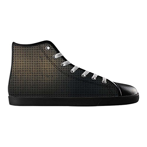 Dalliy Metal Men's Canvas shoes Schuhe Lace-up High-top Sneakers Segeltuchschuhe Leinwand-Schuh-Turnschuhe C