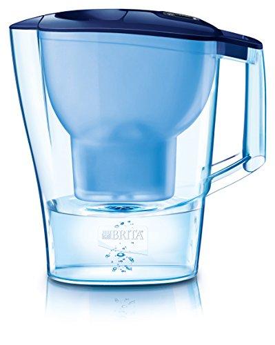 BRITA Aluna - Jarra de agua de 2,4 l con filtro MAXTRA,...