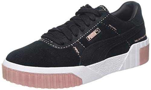 Puma Cali Patternmaster Wn's, Sneaker Donna, Black 02, 6.5 EU