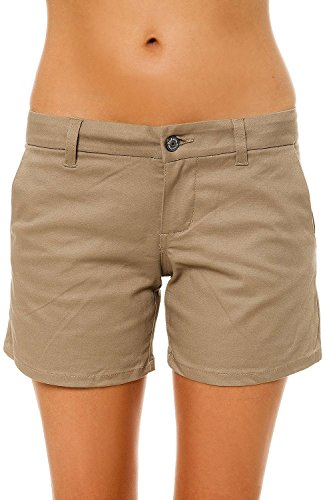 ch Bull 5''In 2 Welt Pocket Short, 13, Khaki ()
