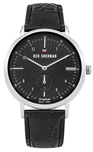 Ben Sherman Herren-Armbanduhr WBS102BB