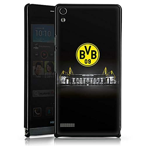 DeinDesign Huawei Ascend P6 Hülle Case Handyhülle Borussia Dortmund BVB Stadion