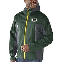 "Green Bay Packers NFL G-III ""Repetition"" Full Zip Hooded Premium Men's Jacket"