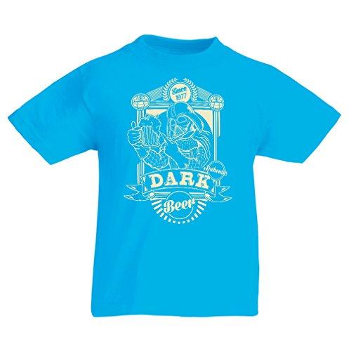 n4346k-la-camiseta-de-los-nios-cerveza-oscura-12-13-years-azul-claro-multicolor