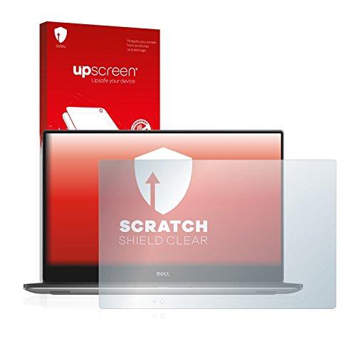 upscreen Scratch Shield Schutzfolie kompatibel mit Dell Precision 5520 - Kristallklar, Kratzschutz, Anti-Fingerprint