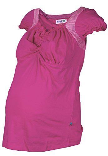 Adorable Pink Maternity Top (Small)