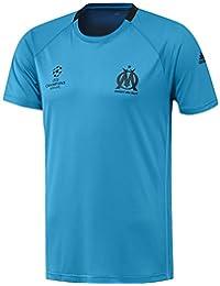 Adidas Olympique de Marseille EU TRG équipe officielle–T-shirt pour homme