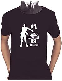 Acokaia Camiseta Fortnite 99 Problems S9yaGjQ3