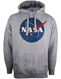 Nasa Circle Logo, T-Shirt Uomo