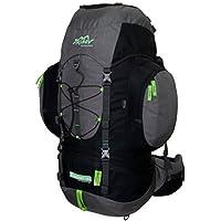 428f4b3485 Trekking Zaino TASHEV Tracker 55 + 8L completamente in Cordura® (grigio ...