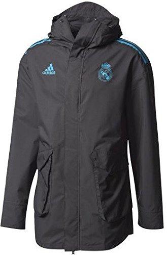 Adidas EU ALLW JK Chaqueta Línea Real Madrid
