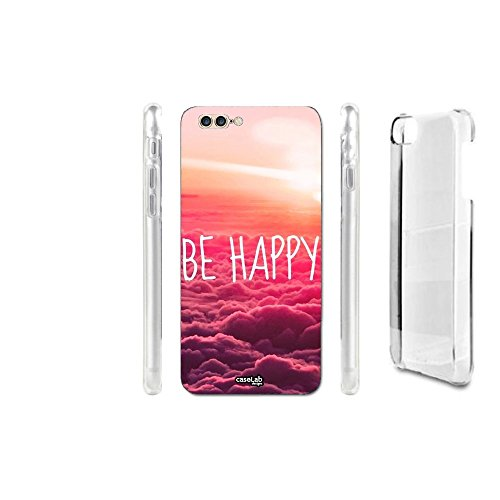 caselabdesigns-hard-back-case-cover-be-happy-cielo-for-iphone-7-plus-body-in-hard-material-protectiv