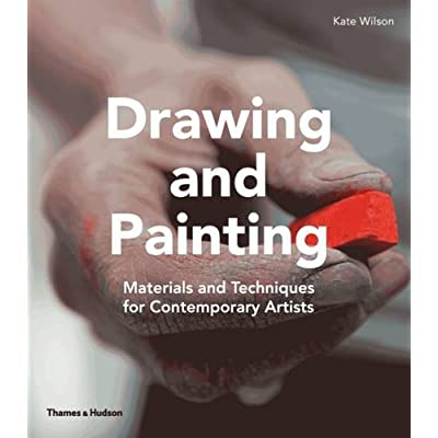 Drawing & painting materials and techniques for contemporary artists