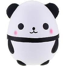 Squishy Jumbo Cute Panda Kawaii Crema Squishies profumati Giocattoli molto lenti in aumento Collezione antistress Collezione Panda squishy 6.3 ''
