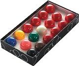 "PowerGlide Snooker Balls 1 7/8"" : 57102"
