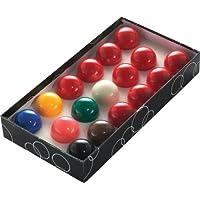 Powerglide 17 Snooker - Bolas de snooker, tamaño 1.75, color varios