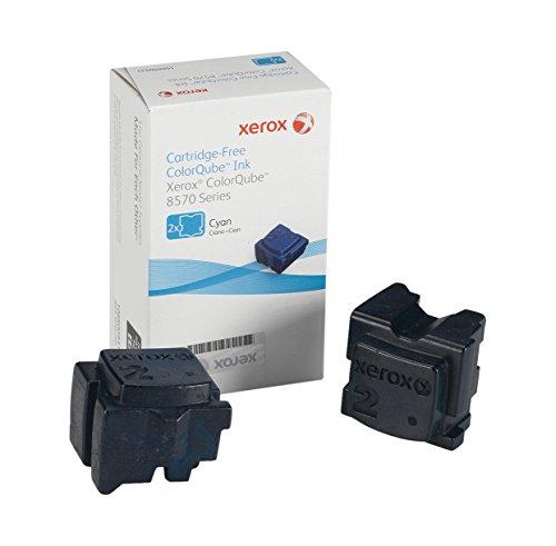 Xerox 108R00931 Cyan Wax Sticks (2 Pack) lowest price