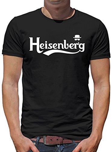 TLM Heisenberg Ale Beer T-Shirt Herren L Schwarz