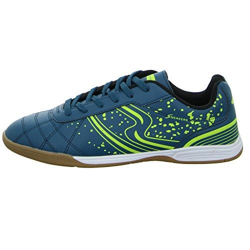 Sneakers 1744 Herren Indoor Blau (Blau)