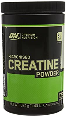 Optimum Nutrition Micronised Creatine Powder - 634 g by Glanbia Performance Nutrition