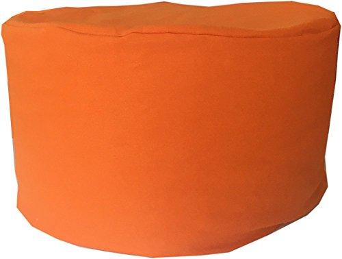 """Coussin de méditation """"Orange"""" Déco - 3 tailles disponibles"""