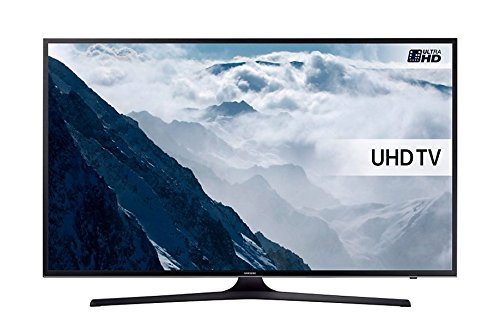 Samsung UE40KU6000k 40-inch 4K Ultra HD Smart TV - Black