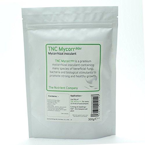 TNC MycorrMax – Premium Mycorrhizal fungi powder w/ Trichoderma & Bacteria – Root Inoculant (600g)