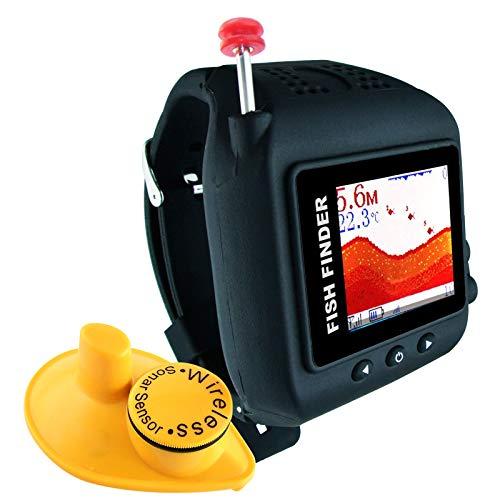 LUCKY Reloj Diseño Pescado Descubridor 200ft 60m
