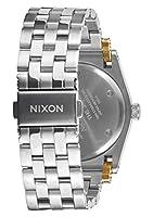 Nixon Reloj Analogico para Mujer de Cuarzo con Correa en Acero Inoxidable A954-1921-00 de Nixon