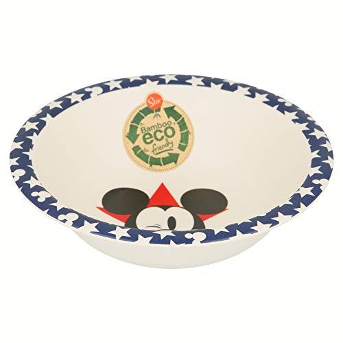 Mickey Mouse - Cuenco Bambú con Orla \'All Star (STOR ST-01320)