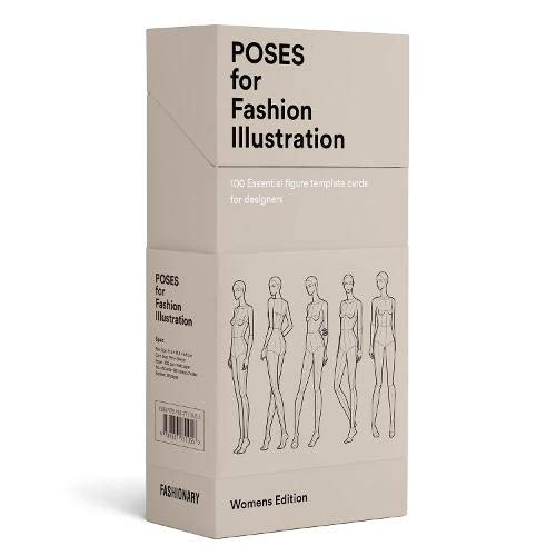 100 Poses for Fashion Illustration : Women's edition