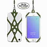 Phone Lanyard for Smartphone iPhone X 8,...