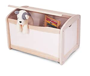 Pintoy Toy Chest (White)