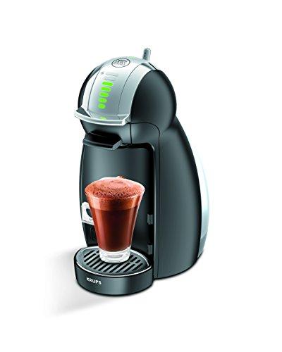 Nescafé dolce gusto genio 2 kp1608k, macchina per caffè espresso e altre bevande automatica matte black di krups