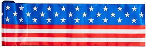 Preisvergleich Produktbild Beistle 57602 Satin Patriotische Tischläufer