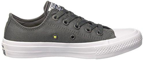 Converse CT II Ox, Sneaker a Collo Basso Uomo Grigio (Thunder/White/Navy)